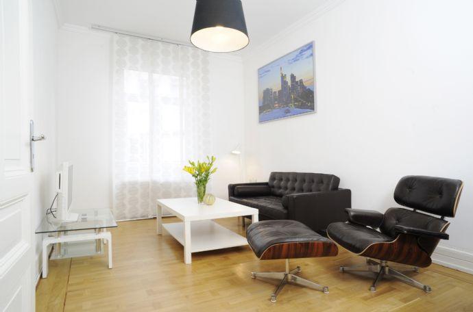 frankfurt innenstadt 2 zimmer wohnung 4649 wohnraumagentur. Black Bedroom Furniture Sets. Home Design Ideas
