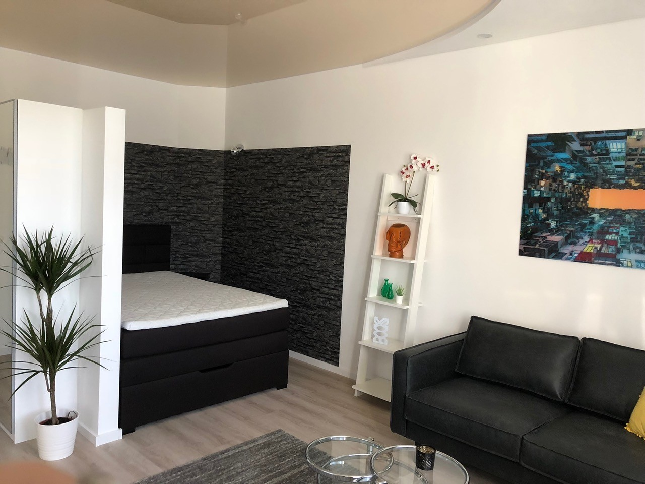 frankfurt r delheim 1 zimmer wohnung 4720 wohnraumagentur. Black Bedroom Furniture Sets. Home Design Ideas